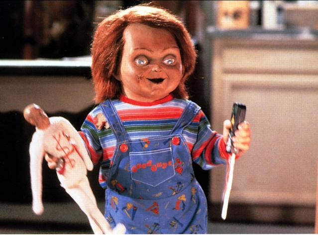The murderous doll Chucky has a killer cameo in <em>Ready Player One.</em> (Photo: Mary Evans/UA/Ronald Grant/Everett Collection)