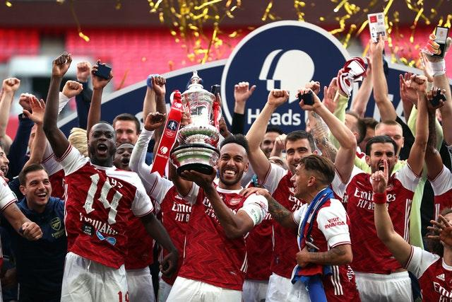 The decision to make job cuts came in the week following Arsenal's FA Cup final win over Chelsea