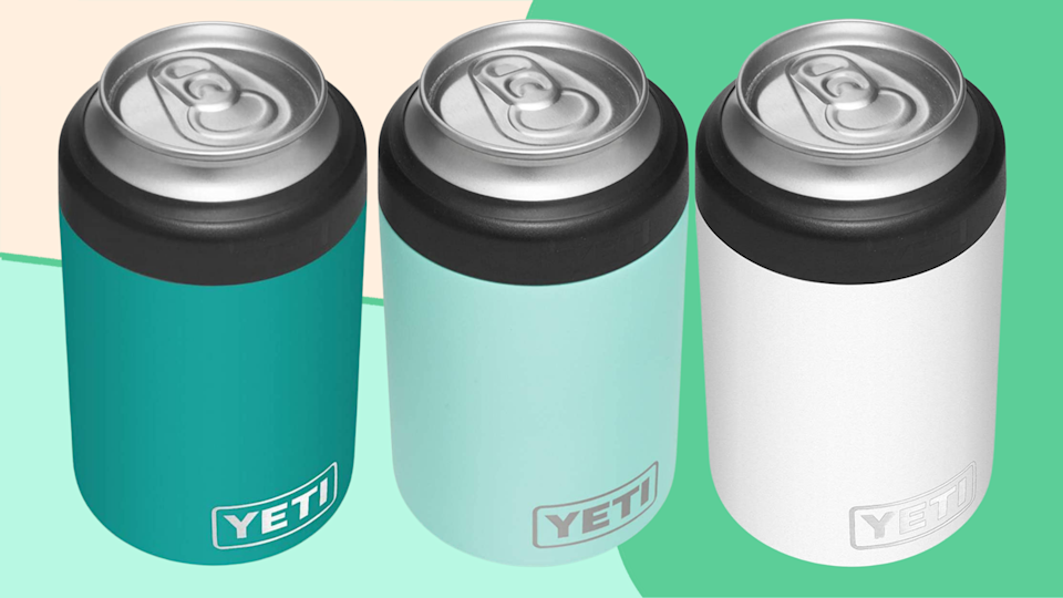 Mimic a soda can with this Colster Can Insulator.