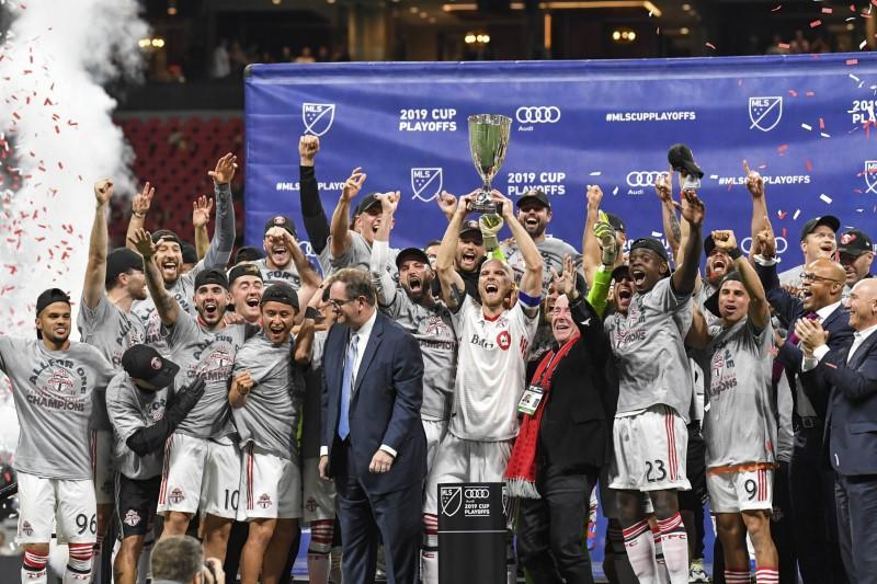 FILE PHOTO: MLS: MLS Cup Conference Finals-Toronto FC at Atlanta United FC