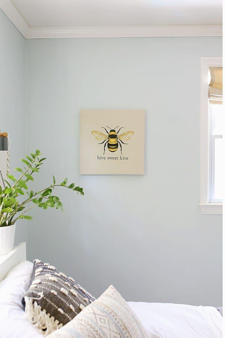 "<p>Using a woven panel and a frame you make yourself, there are no embroidery skills needed to craft this <em>bee-</em>utiful wall art. </p><p><strong>Get the tutorial at <a href=""https://www.shrimpsaladcircus.com/no-sew-easy-embroidery-wall-art/"" rel=""nofollow noopener"" target=""_blank"" data-ylk=""slk:Shrimp Salad Circus"" class=""link rapid-noclick-resp"">Shrimp Salad Circus</a>.</strong></p><p><a class=""link rapid-noclick-resp"" href=""https://www.amazon.com/ARROW-Staple-Heavy-Staples-Remover/dp/B07GBWRZVZ/?tag=syn-yahoo-20&ascsubtag=%5Bartid%7C10050.g.31153820%5Bsrc%7Cyahoo-us"" rel=""nofollow noopener"" target=""_blank"" data-ylk=""slk:SHOP STAPLE GUNS"">SHOP STAPLE GUNS</a></p>"
