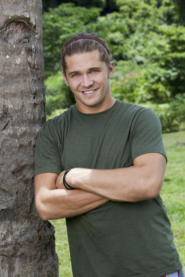 """Favorite Malcolm Freberg from """"Survivor: Philippines"""" returns to compete in """"Survivor: Caramoan -- Fans vs. Favorites when the 26th installment of the Emmy Award-winning reality series premieres with a special two-hour edition, Wednesday, 2/13 at 8 PM on CBS."""