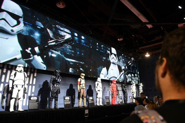 """""""Star Wars"""" content is expected to be a major attraction for Disney+, the new streaming service from Walt Disney Co"""