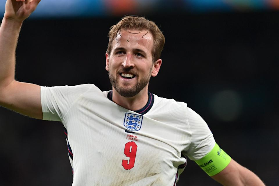 Harry Kane could become just the second England captain to lift a major trophy (Getty Images)