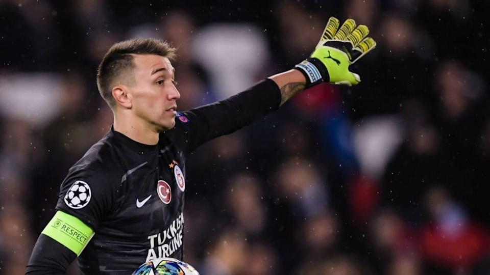 Muslera | ANP Sport/Getty Images