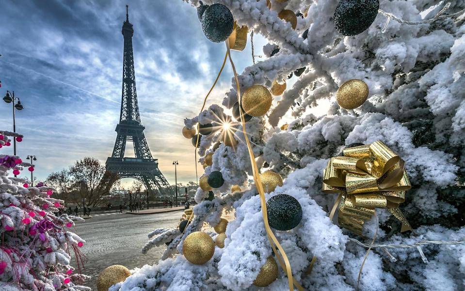 Circuses, tasteful parties and no crackers – the French just don't understand Christmas - This content is subject to copyright.