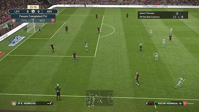 Can Pro Evo finally overtake FIFA? Or will losing its Champions League privileges make it one step forward, two steps back? Tom Wiggins puts his thumbs to good use to find out