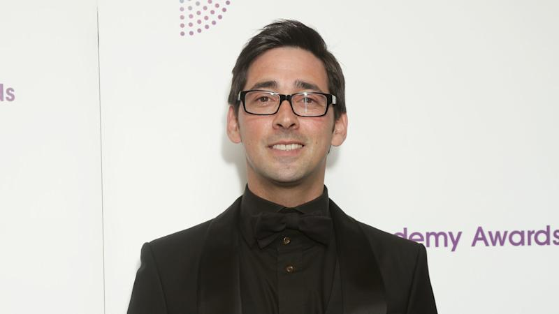 BBC radio presenter Colin Murray delivers groceries to elderly listener
