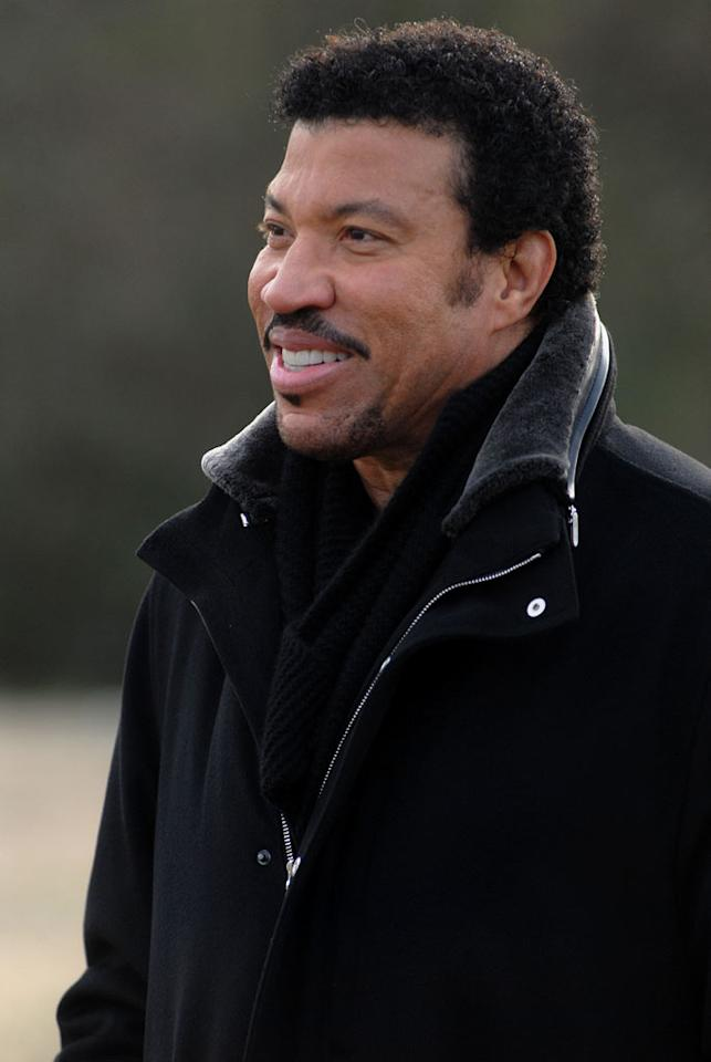 "Lionel Richie as seen on ""Who Do You Think You Are?"""