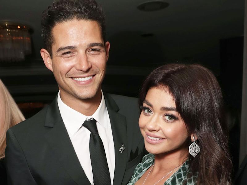 Sarah Hyland engaged to 'Bachelor' alum Wells Adams