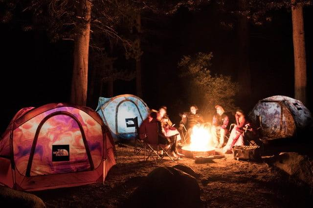 a3be4bafb North Face Homestead Collection offers camping gear for millennials