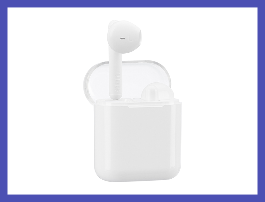 Rock out with these true wireless earphones! (Photo: Walmart)