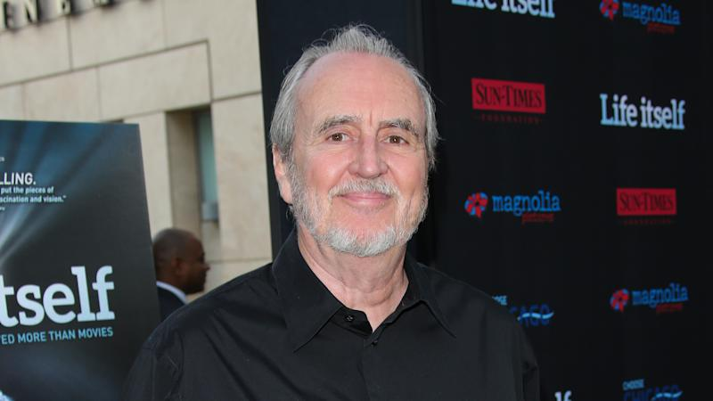 "Wes Craven attends the screening of ""Life Itself"" at the ArcLight Cinemas on June 26, 2014. (Photo by Paul Archuleta/FilmMagic)"