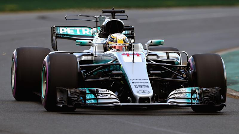 Hamilton clinches blistering pole, but Vettel splits Mercedes