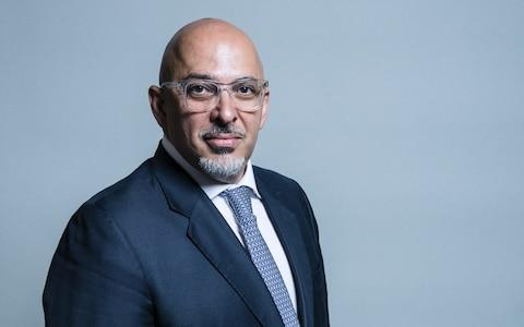 Nadhim Zahawi - Credit: Chris McAndrew/UK Parliament