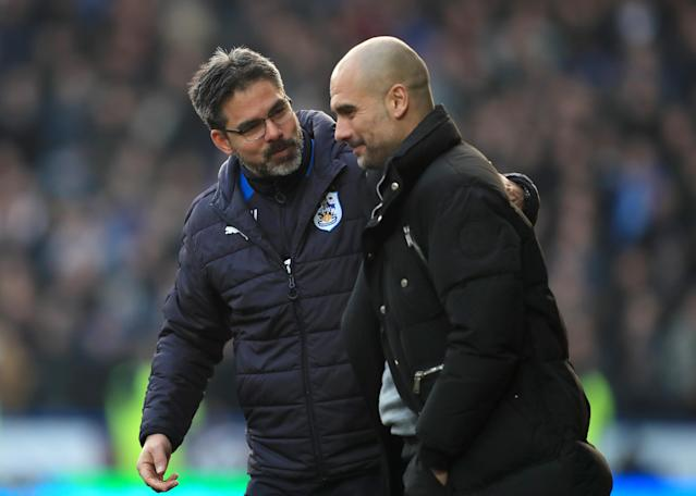 David Wagner stood down as Terriers manager this week.