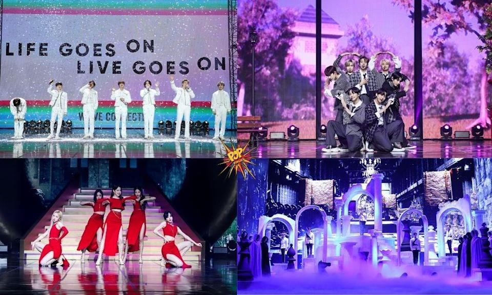 BigHit's 2021 New Year Eve Live Recap: The Perfect Night for Welcoming the New Year