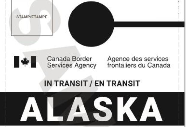 submitted by Canada Border Services agency