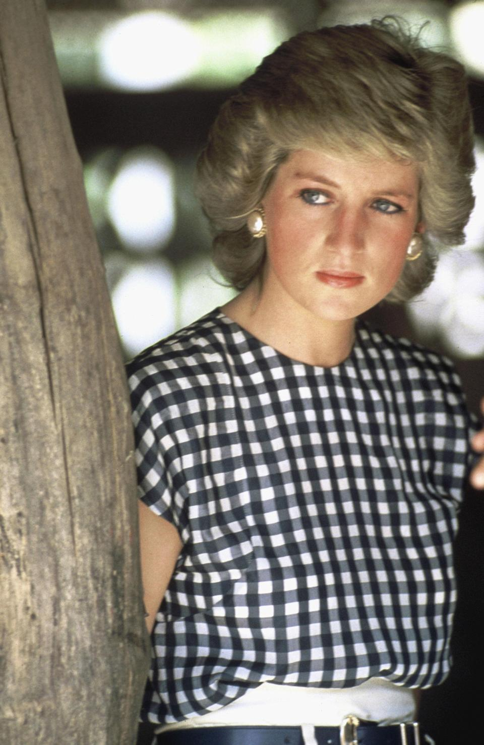 """<p>Princess Diana also told Bashir about her struggles with bulimia, which she said were a result of the stress she felt keeping her marriage publicly intact. """"That's like a secret disease ... You inflict it upon yourself because your self-esteem is at a low ebb, and you don't think you're worthy or valuable ... It's a repetitive pattern which is very destructive to yourself.""""</p><p>Her heart-wrenching honesty is one of the reasons why her sons and daughter-in-law are so passionate about <a href=""""http://www.goodhousekeeping.com/life/parenting/news/a39043/prince-william-fathers-day-letter-mental-health/"""" rel=""""nofollow noopener"""" target=""""_blank"""" data-ylk=""""slk:their own work in mental health"""" class=""""link rapid-noclick-resp"""">their own work in mental health</a>. </p>"""
