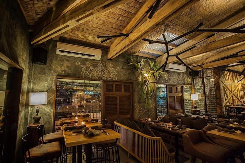 Photo: Agimat Foraging Bar and Kitchen Facebook page.