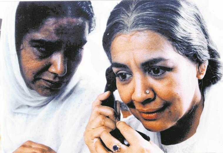 Surekha Sikri, Surekha Sikri National Award Badhaai Ho, Amitabh Bachchan, TV show Balika Vadhu, Ghost Stories for Netflix, digital retro music player,indian express news
