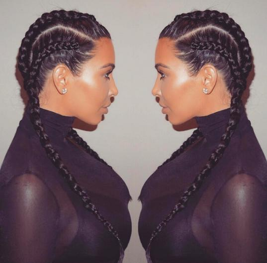 Boxer Braids are the \u0027New Favorite\u0027 Hair Trend You\u0027ve