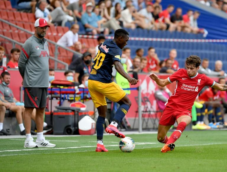 Liverpool stars back Williams after social media abuse