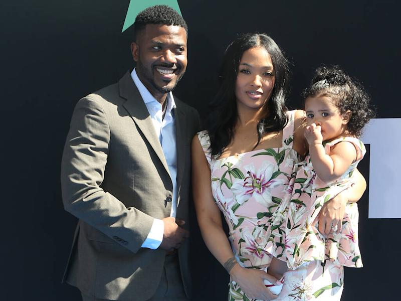 Ray J welcomes second child with Princess Love