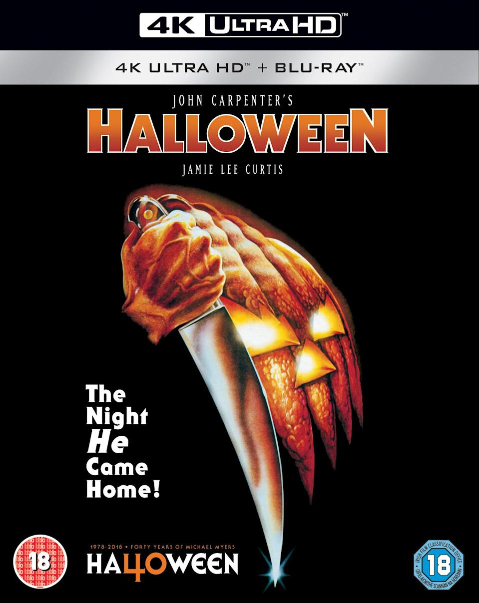 The horror classic will be available in 4K for the very first time (Lionsgate)