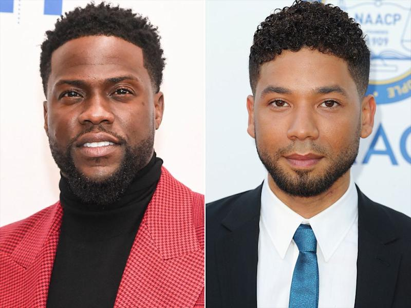 'Empire' star Jussie Smollett breaks silence on attack: 'I'm OK'