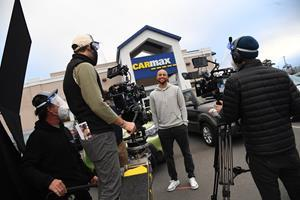 "CarMax's ""Call Your Shot"" content series features a partnership with three-time NBA champion Stephen Curry."
