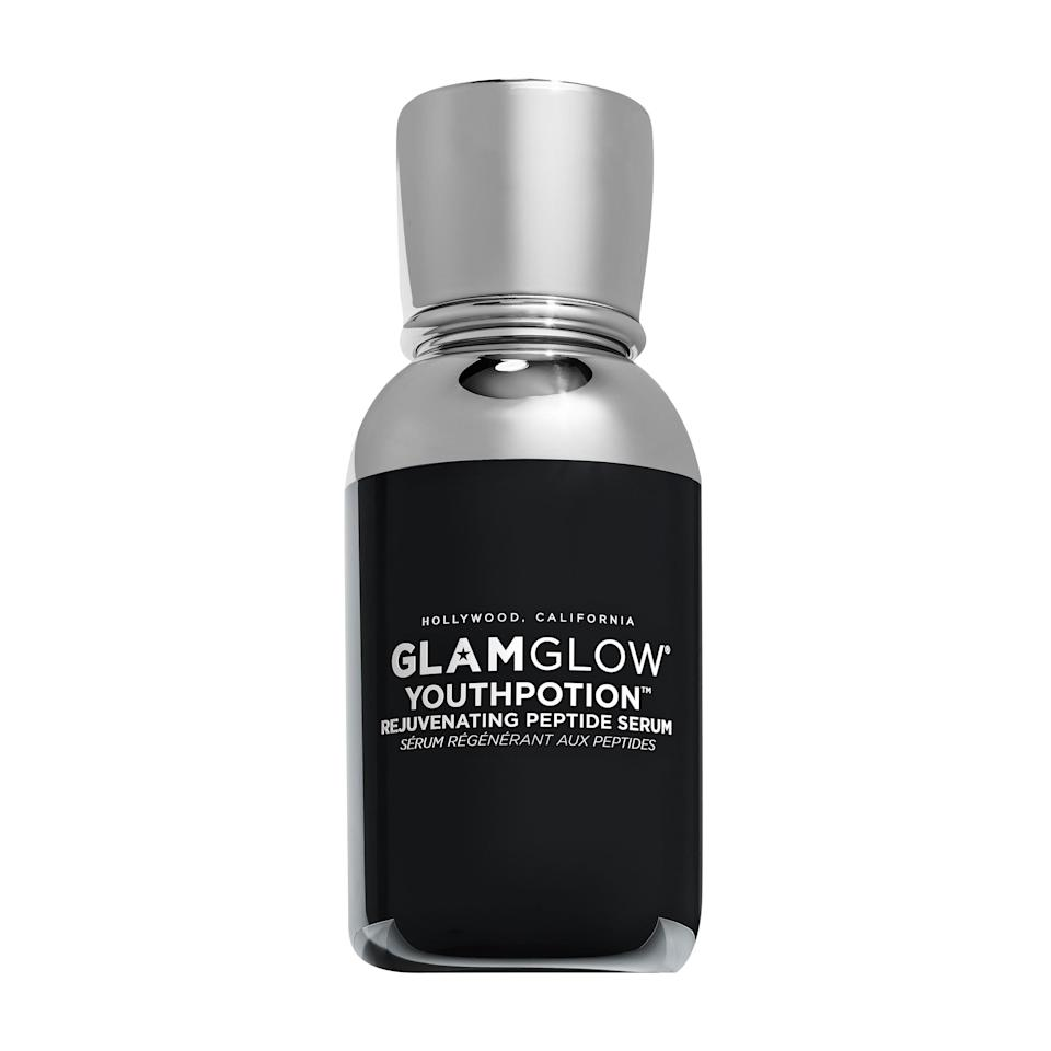 <p>This serum is like a shot of youth juice for your skin. Peptides, raspberry stem cells, and hyaluronic acid soften, firm, and plump skin, while delivering an instant glow. </p>