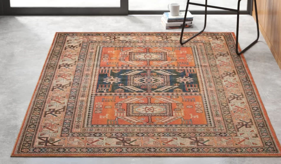 Area rugs are on sale up to 70 percent off — grab yours! (Photo: Wayfair)