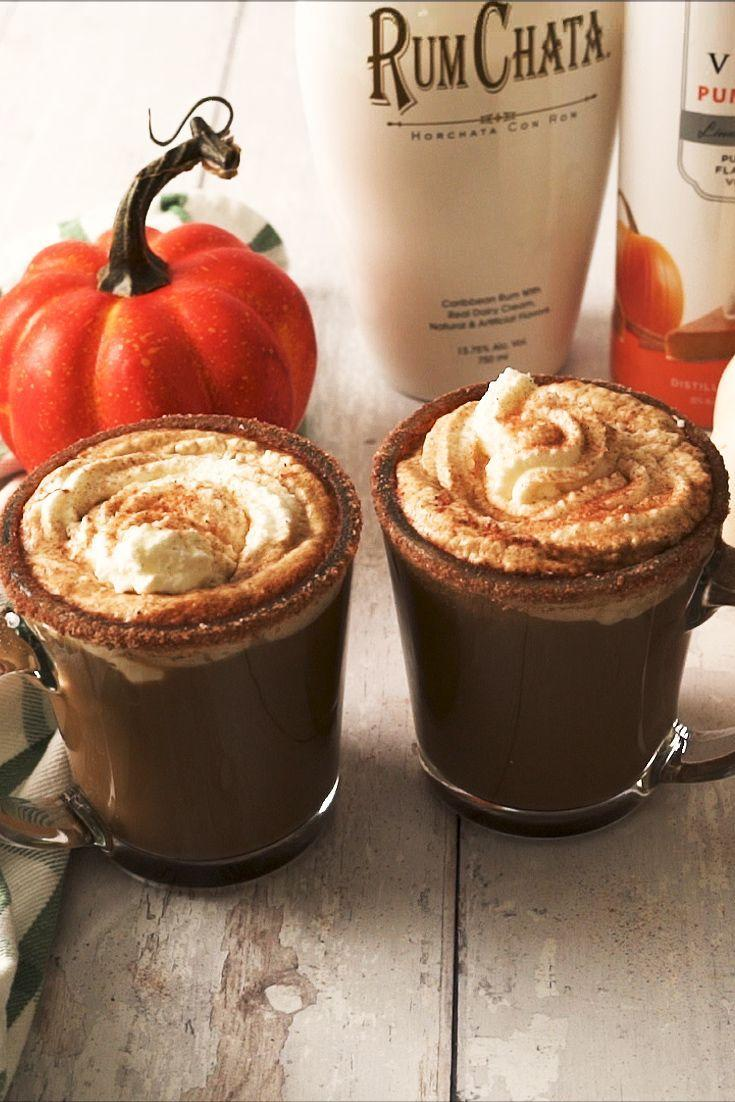 "<p>Warm up with a mug of this boozy, autumnal libation.</p><p>Get the recipe from <a href=""https://www.delish.com/cooking/recipe-ideas/a33865346/drunken-pumpkin-latte-recipe/"" rel=""nofollow noopener"" target=""_blank"" data-ylk=""slk:Delish"" class=""link rapid-noclick-resp"">Delish</a>.</p>"
