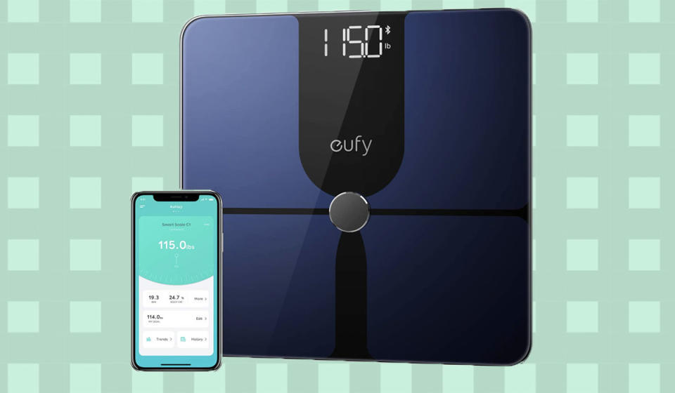 This body scale does it all. (Photo: Amazon)