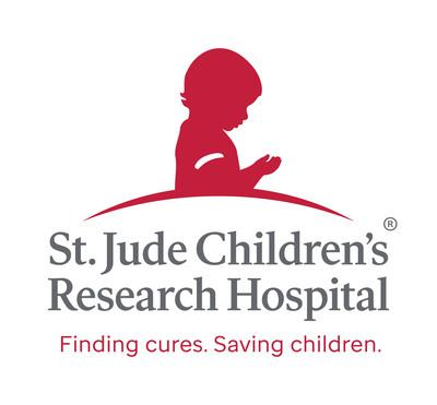 St. Jude Children's Research Hospital Logo (PRNewsfoto/St. Jude Children's Research)