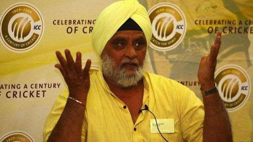 Bishan Singh Bedi wants his name removed from Kotla stand