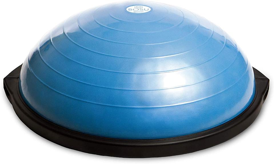 Bosu ball (Photo: Amazon)