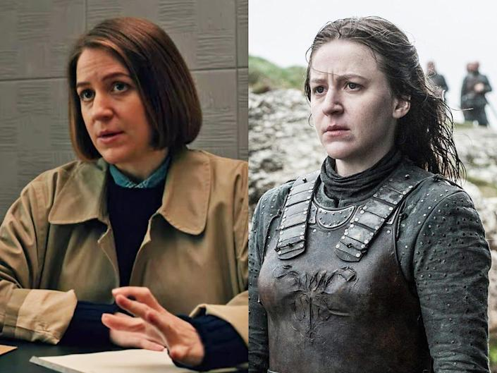 Gemma Whelan The End of the Fxxxing World Game of Thrones Netflix HBO