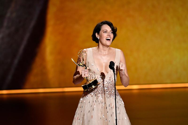 Phoebe Waller-Bridge won Emmys for best writing and lead actress for