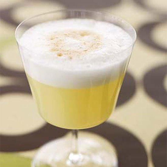 """<p>In the U.S., pisco sours are usually made with lemon juice, but fresh (not bottled) key lime juice tastes even better.</p><p><a href=""""https://www.foodandwine.com/recipes/key-lime-pisco-sour"""">GO TO RECIPE</a></p>"""