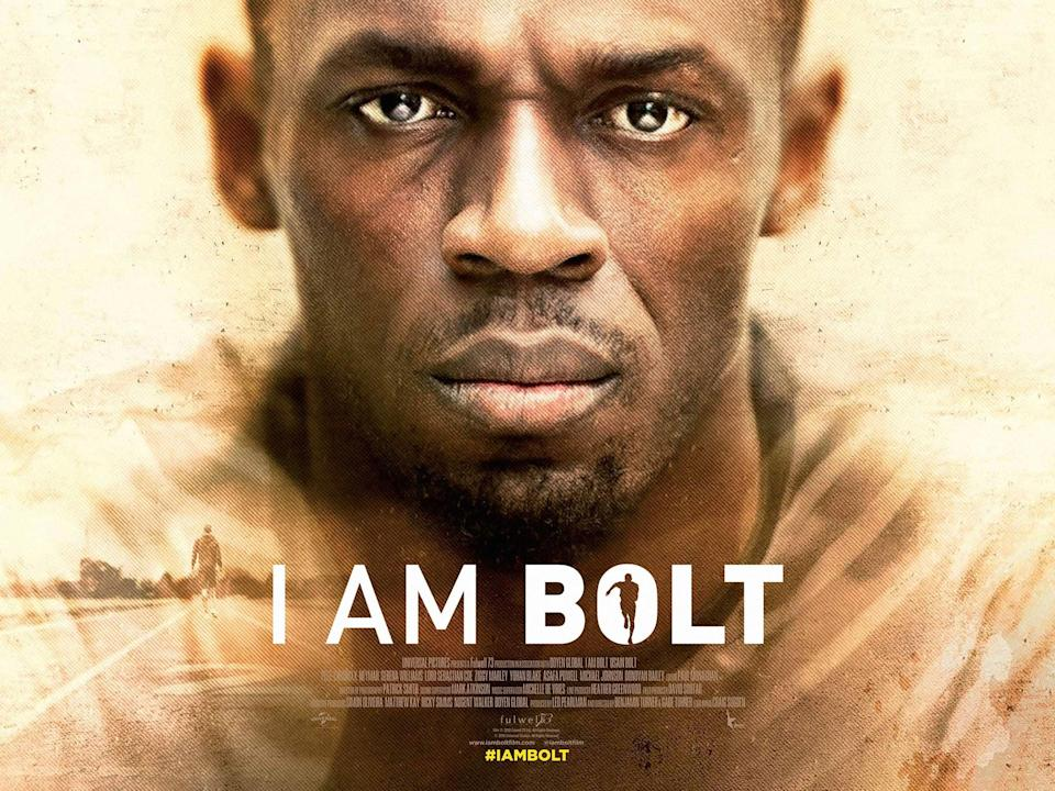 """<p>The feel-good documentary <strong>I Am Bolt </strong>takes us into the life of Olympic champion <a href=""""https://www.popsugar.com/latest/Usain-Bolt"""" class=""""link rapid-noclick-resp"""" rel=""""nofollow noopener"""" target=""""_blank"""" data-ylk=""""slk:Usain Bolt"""">Usain Bolt</a>. Who else can teach you a thing or two about pushing forward but the fastest man in the world? </p> <p>Watch <a href=""""http://www.netflix.com/title/80135360"""" class=""""link rapid-noclick-resp"""" rel=""""nofollow noopener"""" target=""""_blank"""" data-ylk=""""slk:I Am Bolt""""><strong>I Am Bolt</strong></a> on Netflix now.</p>"""