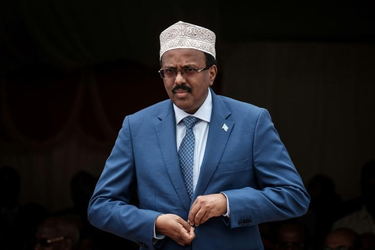 President Mohamed Abdullahi Mohamed, best known by his nickname Farmajo, has faced harsh criticism after signing a law extending his mandate by two years