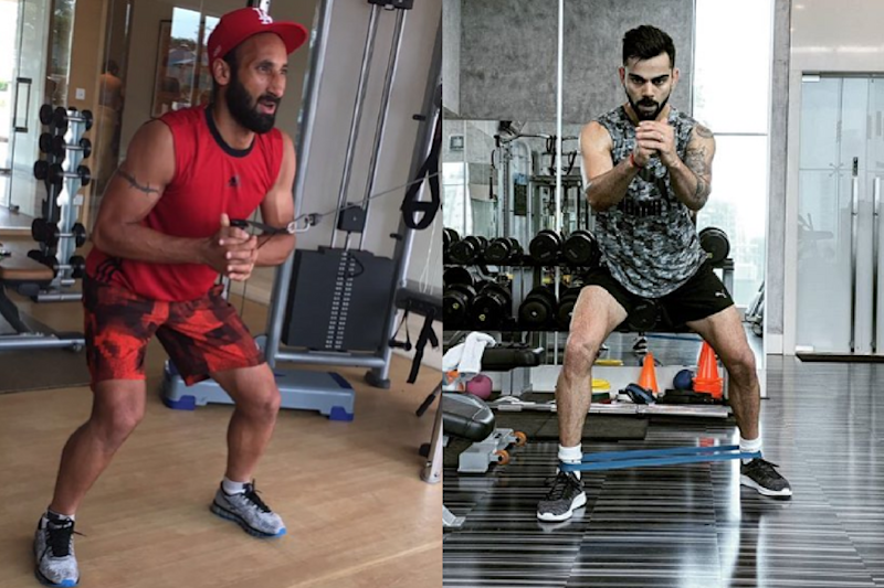 Hockey Player Sardar Singh Has Better Results Than Cricketer Virat Kohli in Yo-Yo Test