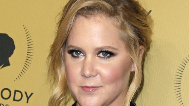 Komikerin Amy Schumer hat Spaß. Foto: Peter Foley