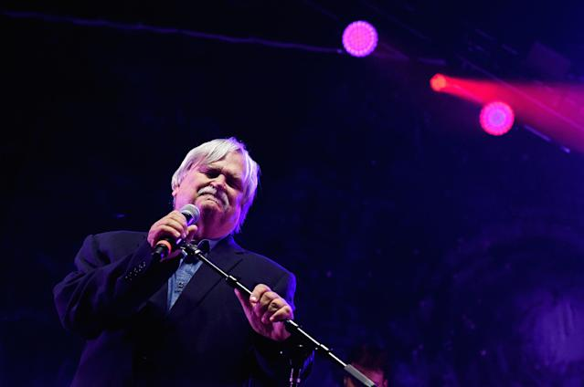 <p>Col. Bruce Hampton was a founding member of Atlanta's avant-garde Hampton Grease Band. He died May 1 after collapsing on stage. He was 70.<br> (Photo: Getty Images) </p>