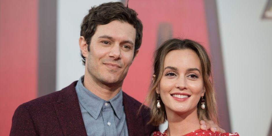 "Adam Brody Says Sharing a Teen Show Past With Wife Leighton Meester Is ""Remarkable"""