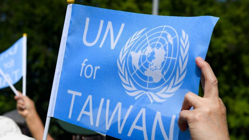Taiwan officials in New York on United Nations charm offensive
