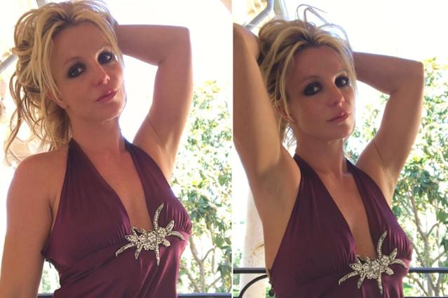 Photo: britneyspears/Instagram