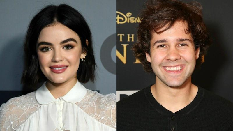Lucy Hale and David Dobrik to Host 2019 Teen Choice Awards